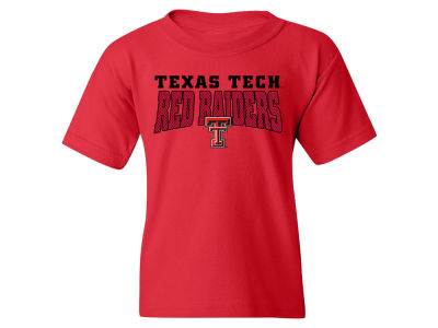 Texas Tech Red Raiders MYU NCAA Youth Mesh Graphic T-Shirt