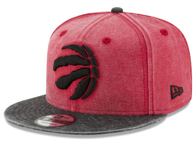 Toronto Raptors New Era NBA Rugged Canvas 9FIFTY Snapback Cap