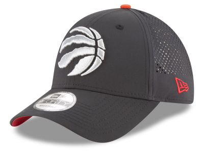 Toronto Raptors New Era NBA Perf Pivot 9FORTY Adjustable Cap