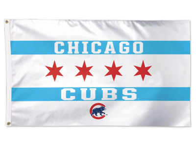 Chicago Cubs Wincraft 3x5 Deluxe Flag