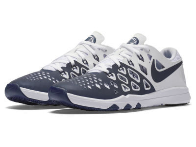 Penn State Nittany Lions Nike NCAA Train Speed 4.0 AMP Week Zero Training Shoes