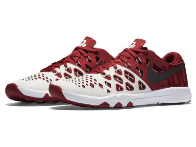 Oklahoma Sooners Nike NCAA Train Speed 4.0 AMP Week Zero Training Shoes