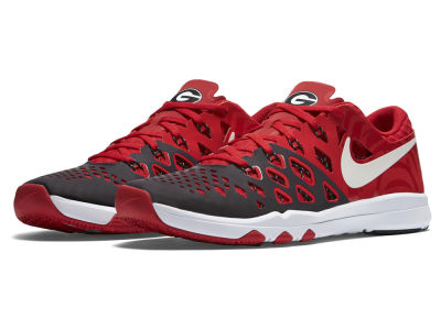 Georgia Bulldogs Nike NCAA Train Speed 4.0 AMP Week Zero Training Shoes