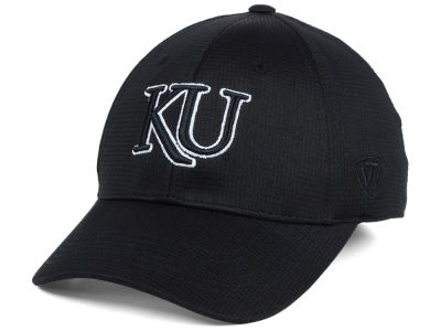 Kansas Jayhawks Top of the World NCAA Completion Stretch Cap