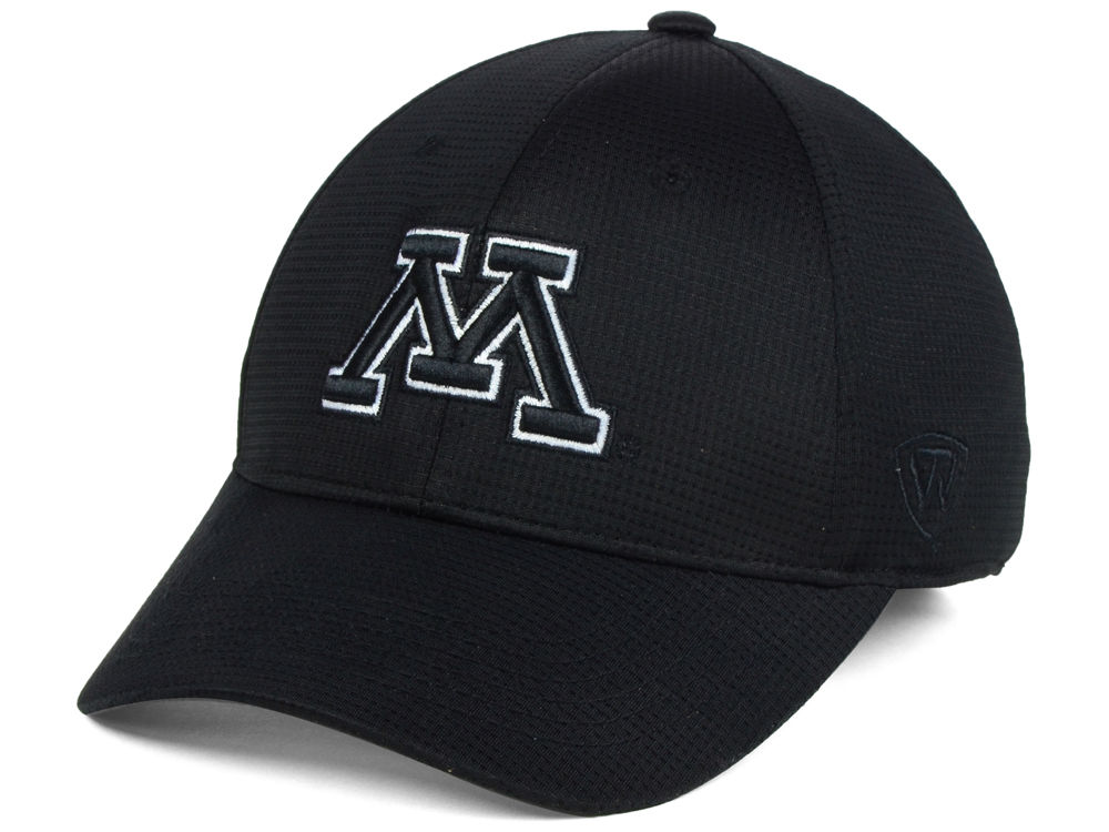 Minnesota Golden Gophers Top of the World NCAA Completion Stretch Cap  f201966b7327