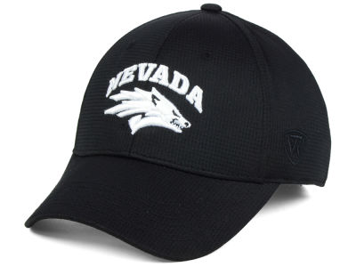 Nevada Wolf Pack Top of the World NCAA Completion Stretch Cap