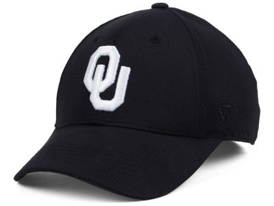 Oklahoma Sooners Top of the World NCAA Completion Stretch Cap