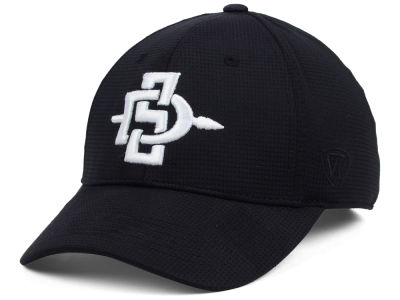 San Diego State Aztecs Top of the World NCAA Completion Stretch Cap
