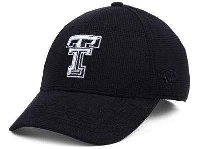 Texas Tech Red Raiders Top of the World NCAA Completion Stretch Cap