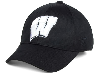 Wisconsin Badgers Top of the World NCAA Completion Stretch Cap