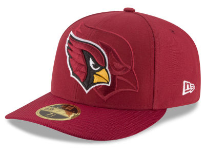 Arizona Cardinals New Era NFL Sideline Low Profile 59FIFTY Cap