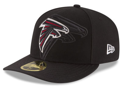 Atlanta Falcons New Era NFL Sideline Low Profile 59FIFTY Cap