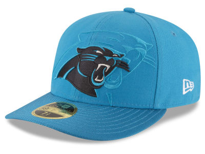 Carolina Panthers New Era NFL Sideline Low Profile 59FIFTY Cap