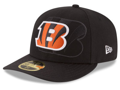 Cincinnati Bengals New Era NFL Sideline Low Profile 59FIFTY Cap