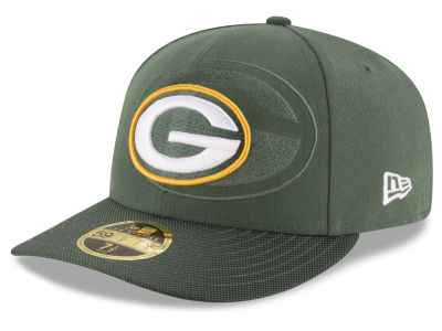 Green Bay Packers New Era NFL Sideline Low Profile 59FIFTY Cap