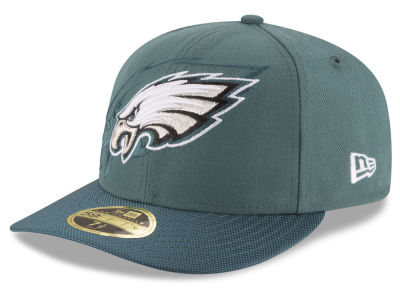 Philadelphia Eagles New Era NFL Sideline Low Profile 59FIFTY Cap