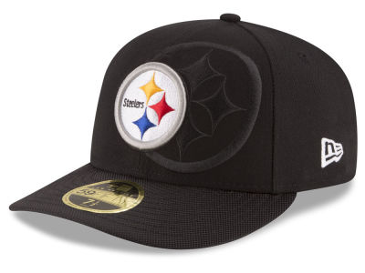 Pittsburgh Steelers New Era NFL Sideline Low Profile 59FIFTY Cap