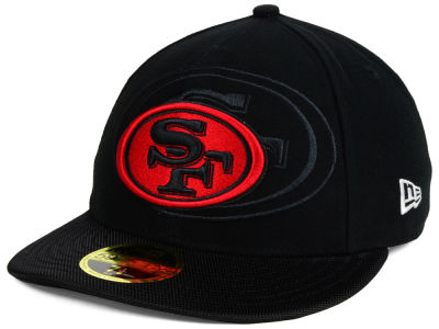 San Francisco 49ers New Era NFL Sideline Low Profile 59FIFTY Cap