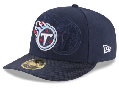 Tennessee Titans New Era NFL Sideline Low Profile 59FIFTY Cap