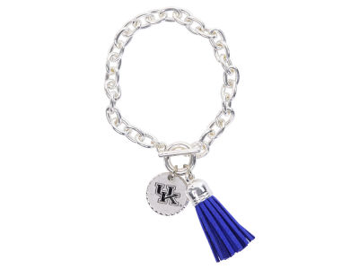 Kentucky Wildcats Fringe Necklace