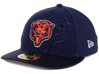 Chicago Bears New Era NFL Sideline Classic 59FIFTY Cap