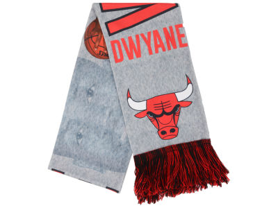 Chicago Bulls Dwyane Wade Sublimated Player Scarf