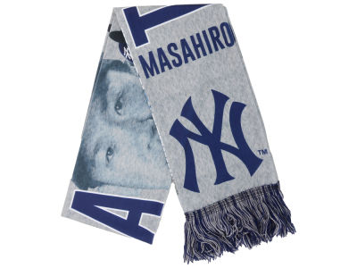 New York Yankees Masahiro Tanaka Sublimated Player Scarf