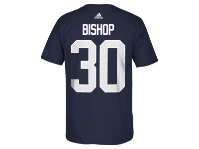 USA Hockey Ben Bishiop adidas NHL Men's World Cup Of Hockey Replica Player T-Shirt
