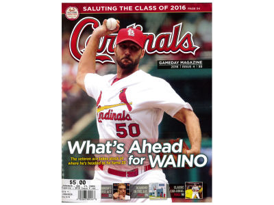 St. Louis Cardinals Magazine - 2016