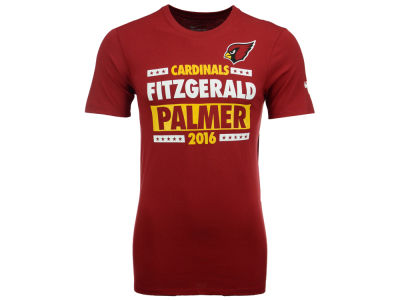 Arizona Cardinals FITZGERALD/PALMER Nike NFL Men's Election T-Shirt