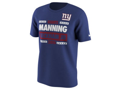 New York Giants MANNING/BECKHAM JR. Nike NFL Men's Election T-Shirt