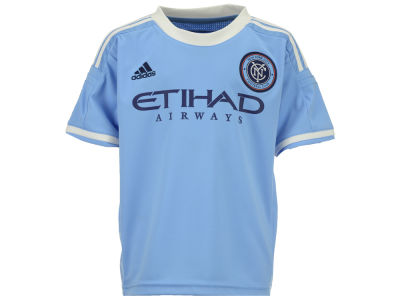 New York City FC MLS Kids Primary Replica Jersey