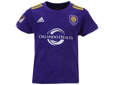 Orlando City SC adidas MLS Kids Primary Replica Jersey