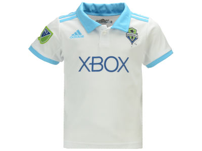 Seattle Sounders FC MLS Toddler Secondary Replica Jersey
