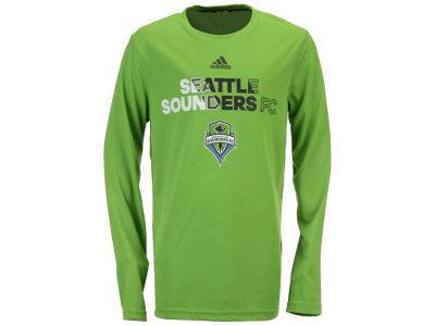 Seattle Sounders FC adidas MLS Youth Striker T-Shirt