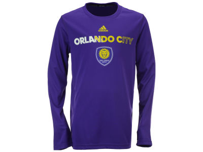 Orlando City SC adidas MLS Youth Striker T-Shirt