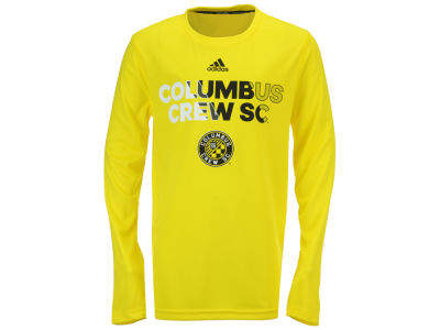 Columbus Crew SC adidas MLS Youth Striker T-Shirt