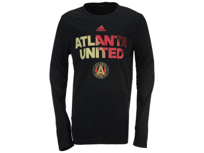 Atlanta United FC adidas MLS Youth Striker T-Shirt