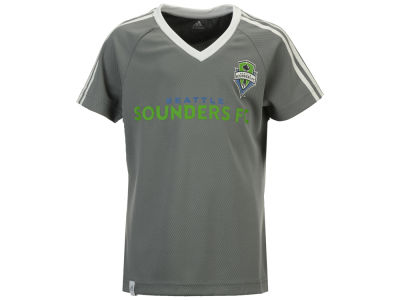 Seattle Sounders FC adidas MLS Girls Club Top