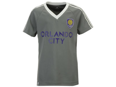 Orlando City SC adidas MLS Girls Club Top