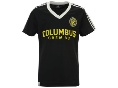Columbus Crew SC adidas MLS Girls Club Top