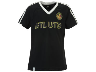 Atlanta United FC adidas MLS Girls Club Top