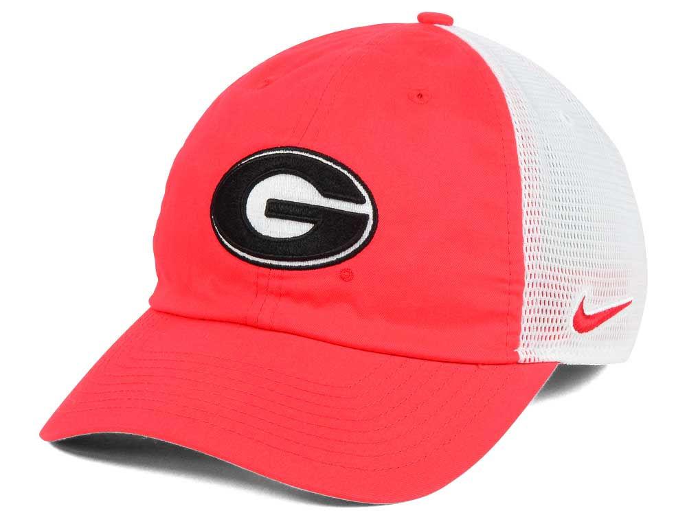 Georgia Bulldogs Nike NCAA H86 Trucker Cap  0b5293228f7