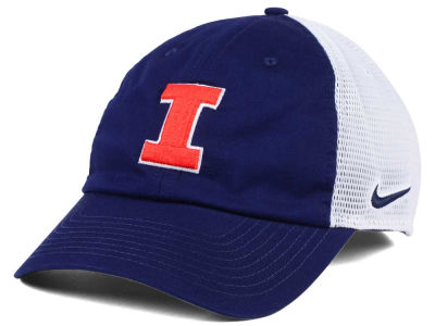 Illinois Fighting Illini Nike NCAA H86 Trucker Cap