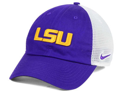LSU Tigers Nike NCAA H86 Trucker Cap