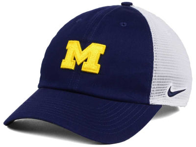 Michigan Wolverines Nike NCAA H86 Trucker Cap