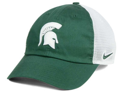 ee544fe1c coupon code michigan state spartans nike ncaa h86 trucker cap f3787 ...