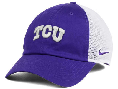 Texas Christian Horned Frogs Nike NCAA H86 Trucker Cap