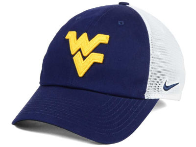West Virginia Mountaineers Nike NCAA H86 Trucker Cap