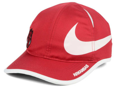 Arkansas Razorbacks Nike NCAA Big Swoosh Adjustable Cap